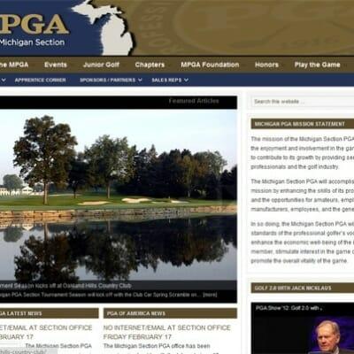 Michigan PGA Section